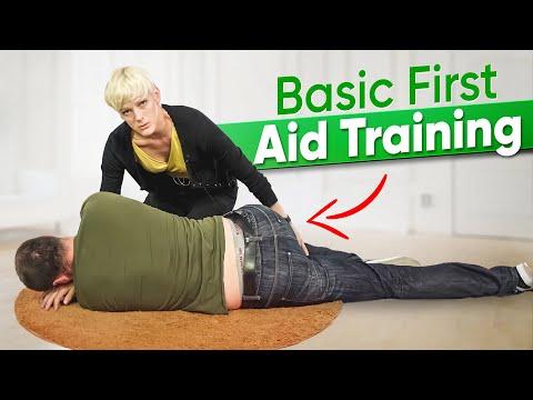Basic First Aid Training UK (Updated 2021)