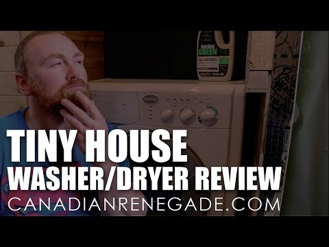Splendide 2100XC – Best Washer/Dryer for a Tiny House? – Full Review
