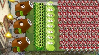Plants vs Zombies 2 Battlez - Citron, Electric Peashooter