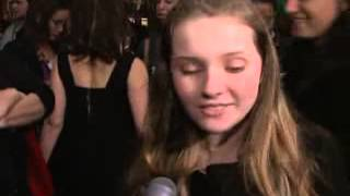 Juicy Couture Store Opening   Abigail Breslin, Actress Little Miss Sunshine)