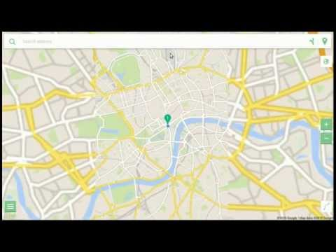 Video of MySmartRoute Route Planner
