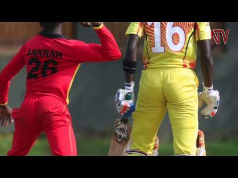 Uganda snap losing streak in T20 world cup qualifier with 7-wicket win over Ghana
