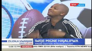 Rais wa shirikisho la soka nchini Nick Mwendwa azungumuzia mechezo wa soka nchini