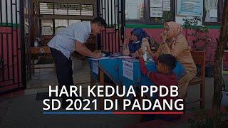 Hari Kedua PPDB SD di Padang, Orang Tua Masih Datangi Sekolah, Tunggu Bukti Pendaftaran