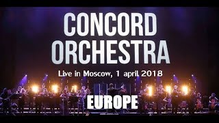"Concord Orchestra - Europe ""The Final Countdown"""