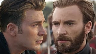 Avengers: Endgame: Captain America Shaved His Beard?! Are We Okay With This?!