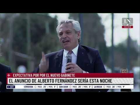 , title : 'La relación de Alberto Fernández y CFK en dos minutos. Nuevo gabinete: expectativa por el anuncio.'