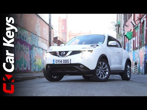 Nissan JUKE 2014 review - Car Keys