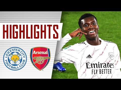 HIGHLIGHTS | Leicester City vs Arsenal (0-2) | Carabao Cup