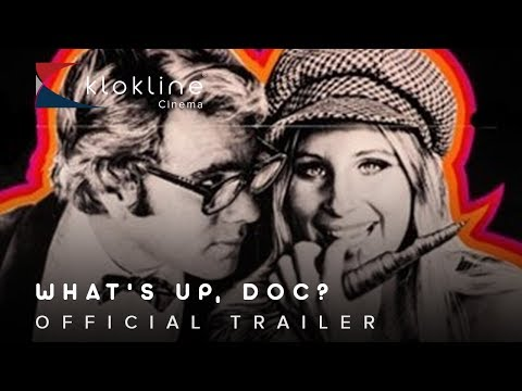 1972 Whats Up Doc  Official Trailer 1 Warner Bros