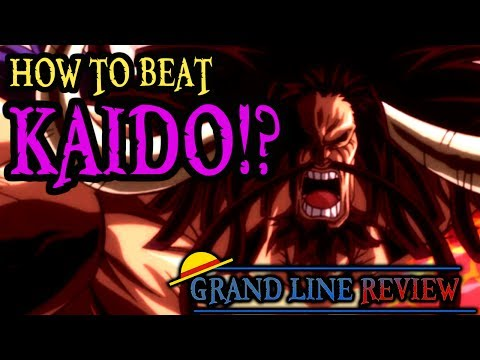 How Can Kaido Be Beaten!? (One Piece Theory)