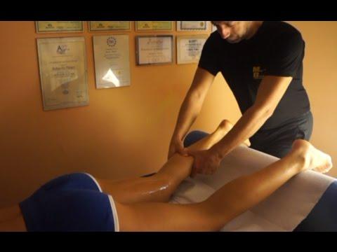 Girudoterapiya con artrosi dellarticolazione della caviglia