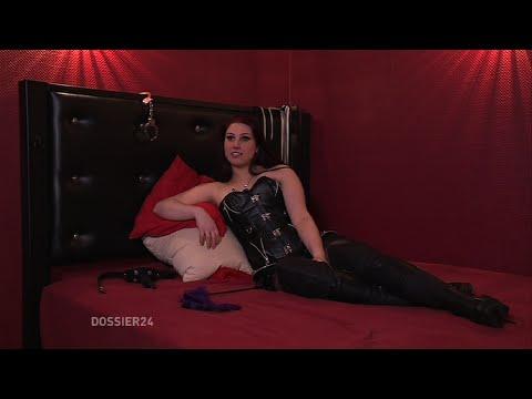 Das Geschäft mit der Lust - Domina Lady Lorain (Dossier 24) - Teil 2