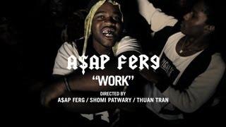 """A$AP Ferg - """"Work"""" (Official Music Video)"""
