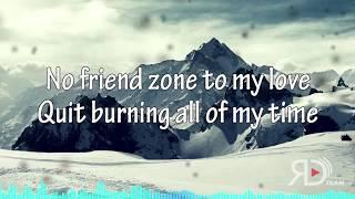 ZAYN- No Candle No Light ft. Nicki Minaj(Lyrics Video)