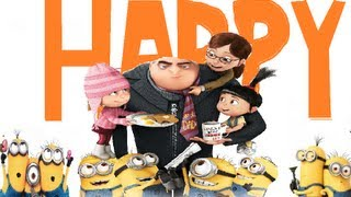 Pharrell Williams   Happy (Despicable Me 2 Soundtrack)