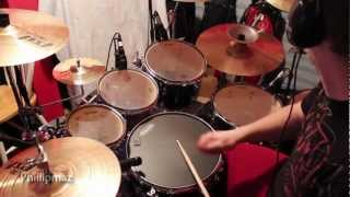 Tell Me I'm A Wreck Drum Cover HD - Every Avenue
