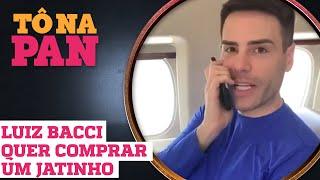 Léo Dias:  Luiz Bacci quer comprar jatinhos e está em dúvida sobre qual escolher