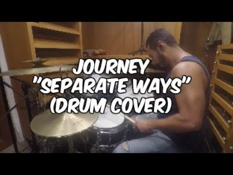 Drum Cover of Journey -