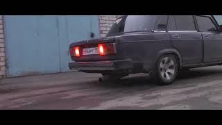 Авто Ваз 2105 Тазы Валят дрифт драг краш тест ( ТЫХАН TV )