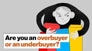 Are you an overbuyer or an underbuyer? | Gretchen Rubin