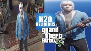 How to look like H20 delirious in GTA 5