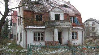 preview picture of video 'Poniemiecka Willa - Jastarnia Urbex |Urban Exploration|'
