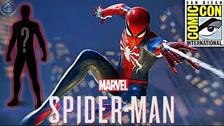 Spider-Man PS4 - Alternate Suit Reveal THIS WEEK! New Story Trailer at SDCC?!