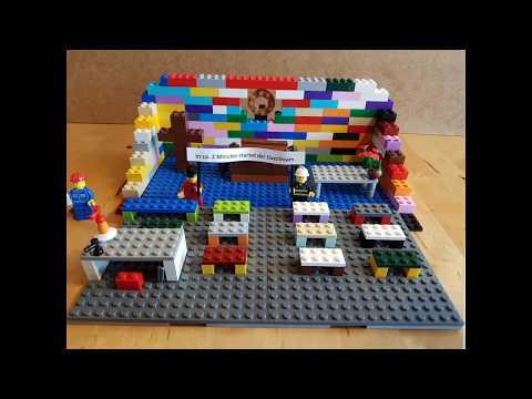 "Videoclip ""2 Minuten Countdown Lego"""