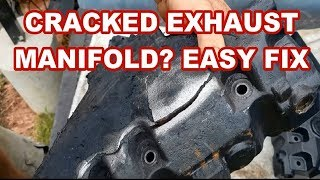 Cracked exhaust Manifold - Free video search site - Findclip Net
