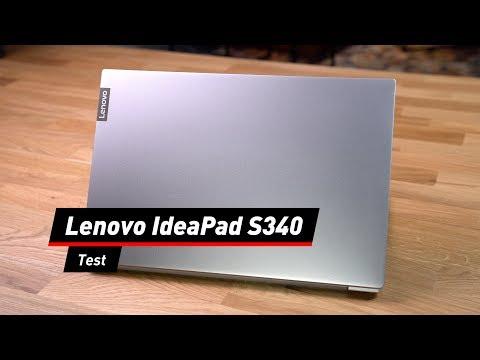 15 Zoll für unterwegs: Lenovo IdeaPad S340 im Test