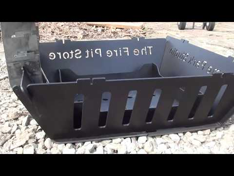 The Fire Pit Store | Portable Fire Pits – Customize With Your Own Text and Graphics