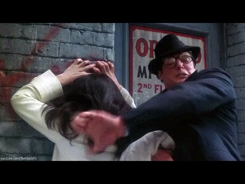 Clark catches bullet | Superman (1978)