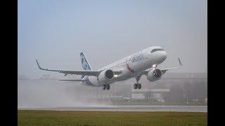 A321LR: Highlights of First Flight