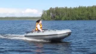 Лодка ПВХ Фрегат 290 PRO от компании Интернет-магазин «Vlodke» - видео