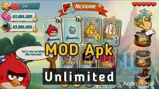 How to download mod apk of angry birds 2