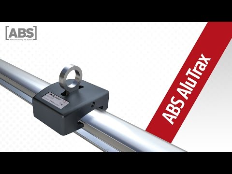 Présentation vidéo compacte concernant le système de sécurisation à rail ABS AluTrax