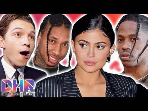 Tom Holland Announces BREAK From Instagram! Internet REACTS To Kylie Jenner & Tyga Rumors! (DHR)
