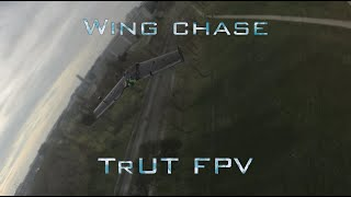 Wing and kite chase/Ušće TrUT FPV
