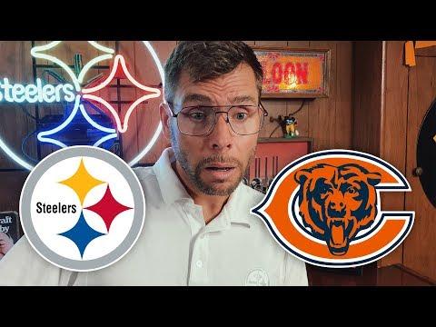 Dad Reacts to Steelers vs Bears (Week 3)