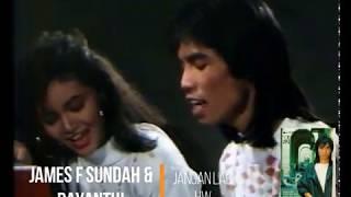 James F Sundah & Dayanthi - Jangan Lagi (1990) (Selekta Pop)