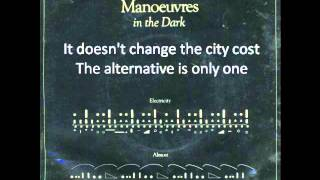 Omd-Electricity lyrics