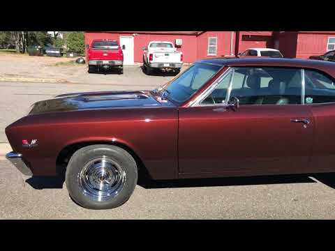 Video of '67 Chevelle Malibu - P8QR