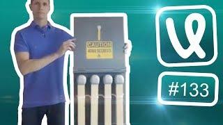 Лучшие ролики недели #133 Костёр с одной спички!