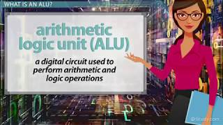 ALU (Arithmetic Logic Unit) Definition, Design & Function