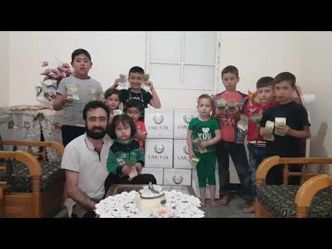 2019 Ramazan Çalışmaları kapsamında Gıda Kolisi ve Zekat dağıtımlarımız