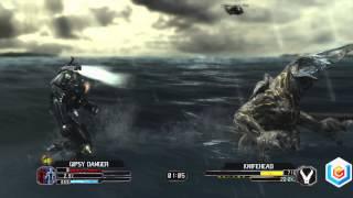Pacific Rim Xbox 360 Gameplay Trailer