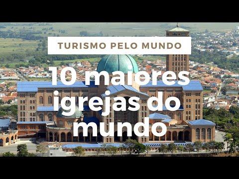 Divino: Conheça as 10 maiores igrejas do mundo