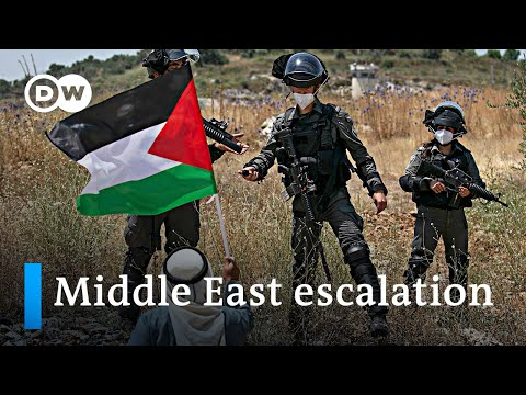 Israel pushes ahead with West Bank annexation plans | DW News
