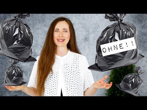 Geld sparen 🌱keine  Müllbeutel kaufen 🌱 Zero Waste & Minimalismus